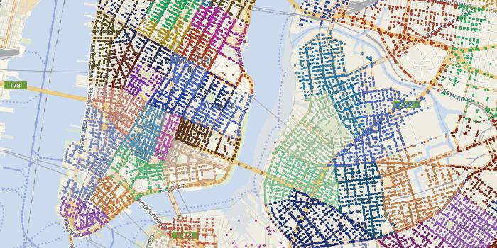 Geo Clustering - Apply Science